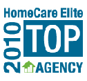2010 HomeCare Elite Top Agency