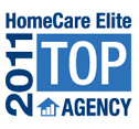 2011 HomeCare Elite Top Agency