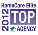 2012 HomeCare Elite Top Agency