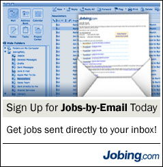 Jobs by Email